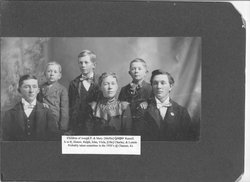 Mrs Lillian Viola Ollie <i>Russell</i> Trichler