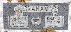 Virginia E Graham