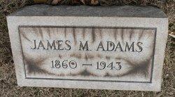 James Monroe Adams