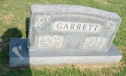 Lucy Imogene <i>Dague</i> Garrett