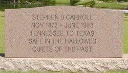 Stephen Bennett Carroll