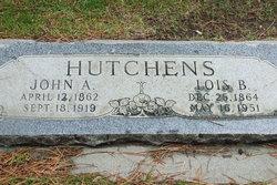 Lois <i>Brown</i> Hutchens