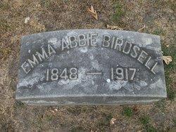 Emma A <i>Merritt</i> Birdsell
