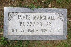 James Marshall Blizzard, Sr
