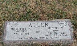 Dorothy A. <i>Jorgensen</i> Allen