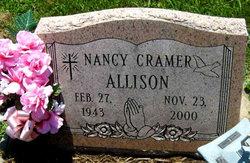 Nancy <i>Cramer</i> Allison