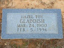 Hazel Toy Gladdish
