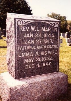 Rev William Landers Martin