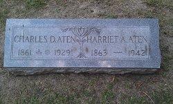 Harriett Ann <i>Borring</i> Aten
