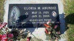 Gloria <i>Moreno</i> Abundiz