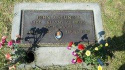 John Joseph Abundiz