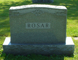 Sgt George J Rosar