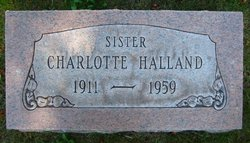 Charlotte Loraine Halland
