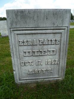Ezra Paine