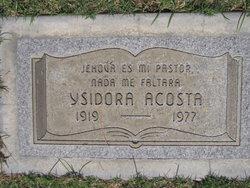 Ysidora <i>Rede</i> Acosta