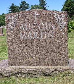 Caroline M <i>Martin</i> Aucoin