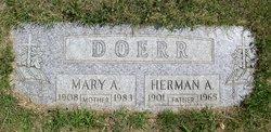 Herman A. Doerr