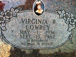 Virginia Ruth <i>White</i> Lowrey