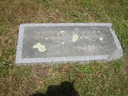 Harry Ward Bond