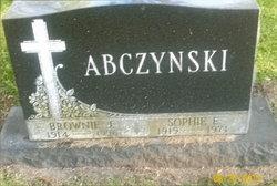 Brownie J. Abczynski