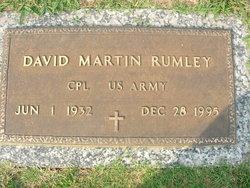 David Martin Rumley
