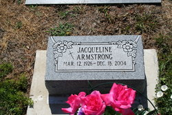 Jacqueline Armstrong