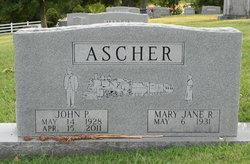 John Phillip Ascher, Jr