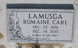 Romaine Carl Lamusga