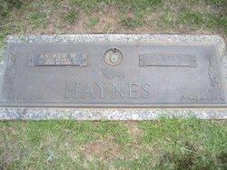 Andrew William A.W. Haynes, Jr