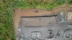 Minnie <i>Brooks</i> Bagwell