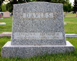Gertrude Alden <i>Hughes</i> Davies