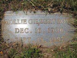 Mollie <i>Gilbert</i> Boyd