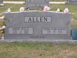 Robert Leon Allen, Sr