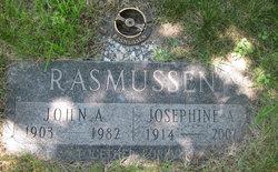Josephine Mary <i>Czech</i> Rasmussen