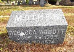 Rebecca <i>Shattuck</i> Abbott