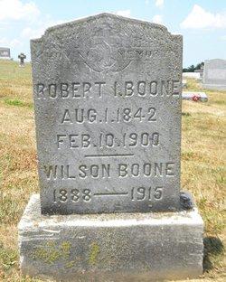 Wilson Boone