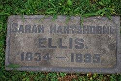 Sarah Janney <i>Hartshorne</i> Ellis