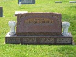 Frances Charlotte <i>Grant</i> Blunt