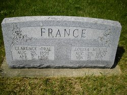Clarence Oral France