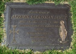 Ayzemik <i>Sarkissian</i> James