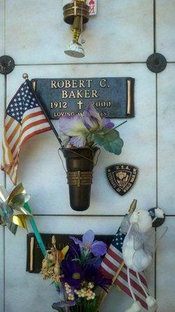 Robert C Baker