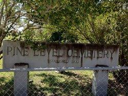 Pine Level Baptist Church Cemetery