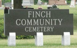 Finch Community Cemetery
