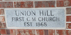 Union Hill Methodist Church Cemetery