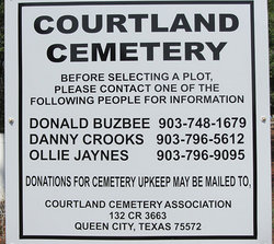 Courtland Cemetery