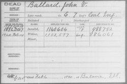 John Van Nortwick Ballard
