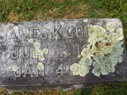 James K Coffey