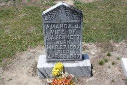 Amanda J <i>Crider</i> Bennett