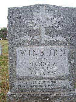 Marion A Winburn