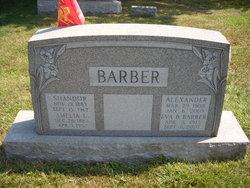 Alexander Barney Barber